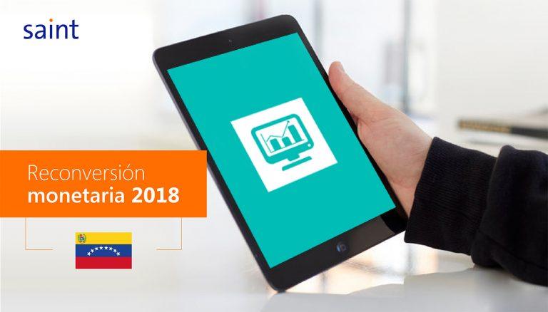 Reconversión Monetaria Venezuela 2018